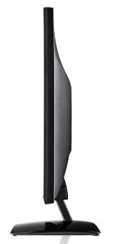 Монитор LG E1941T-BN - вид сбоку