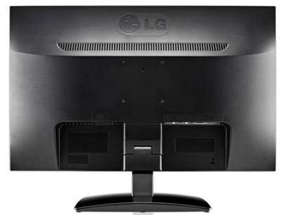 Монитор LG E1941T-BN - задняя панель