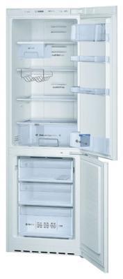Холодильник с морозильником Bosch KGN36X25 - общий вид