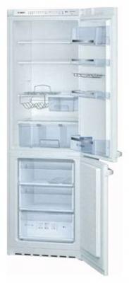 Холодильник с морозильником Bosch KGS36Z26 - общий вид