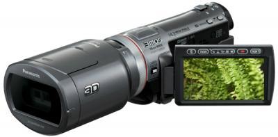 Видеокамера Panasonic HDC-SDT750 - общий вид