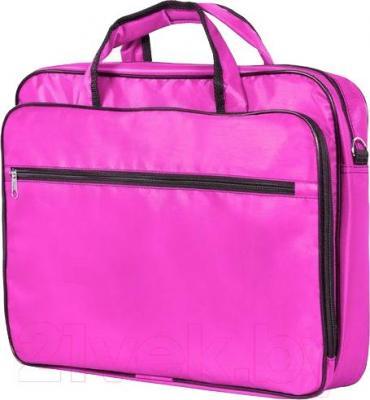 Сумка для ноутбука Versado 303 (розовый) - общий вид