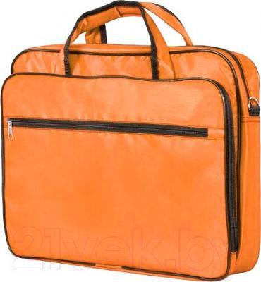 Сумка для ноутбука Versado 303 (оранжевый) - общий вид