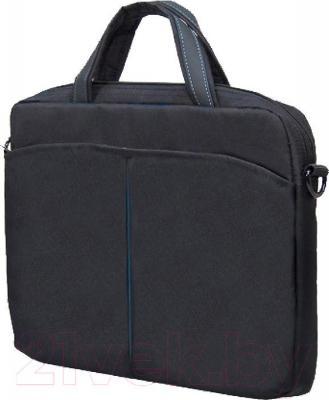 Сумка для ноутбука Versado 304 (черный) - общий вид