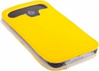 Чехол-флип Versado 4 (желтый) -