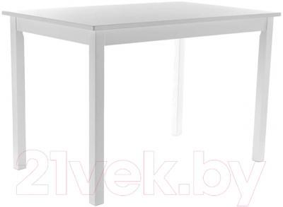 Обеденный стол Signal Fiord (белый)