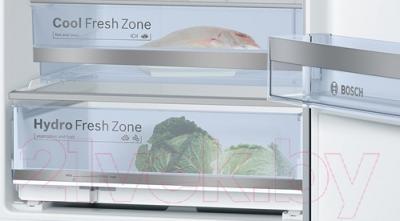 Холодильник с морозильником Bosch KGN39SB10R