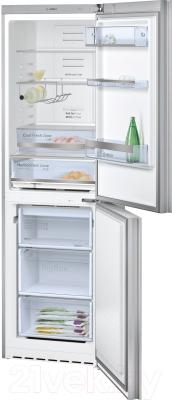 Холодильник с морозильником Bosch KGN39SW10R