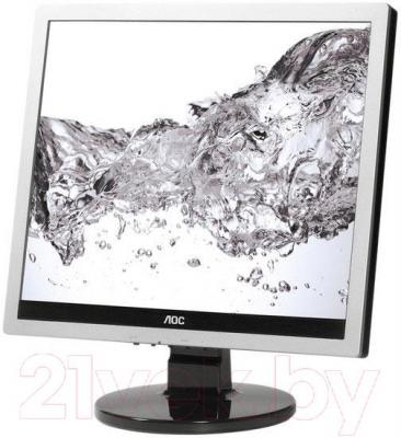 Монитор AOC E719SDA - вполоборота