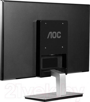 Монитор AOC I2476VW - вполоборота