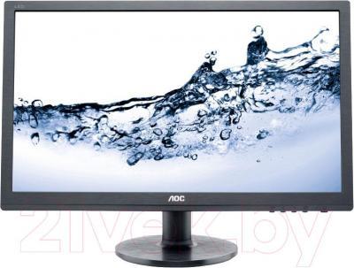 Монитор AOC E2460SH - общий вид