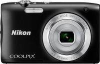 Фотоаппарат Nikon Coolpix S2900 (черный) -