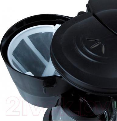 Капельная кофеварка Maxwell MW-1650 BK - детальное изображение