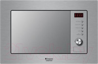 Микроволновая печь Hotpoint MWHA 122.1 X - общий вид