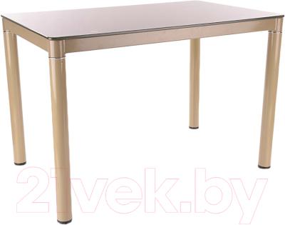 Обеденный стол Signal Galant 110x70 (крем)