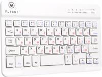 Клавиатура Flycat KB28 (белый) -