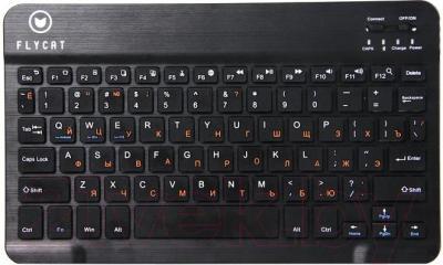 Клавиатура Flycat KB28 (черный) - общий вид