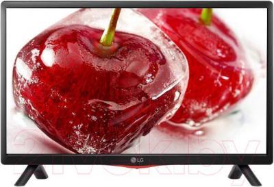 Телевизор LG 22LF450U - общий вид