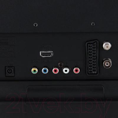 Телевизор LG 22LF450U - интерфейсы