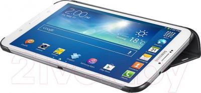 Чехол для планшета Samsung EF-BT310BBEGRU (черный) - использование в качестве подставки