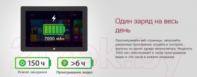 Планшет Prestigio MultiPad Visconte 3 (PMP811TD3GBS)