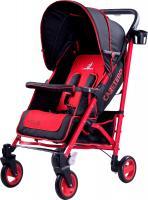 Детская прогулочная коляска Caretero Sonata (красный) -