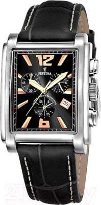 Часы мужские наручные Festina F16081/7 - общий вид