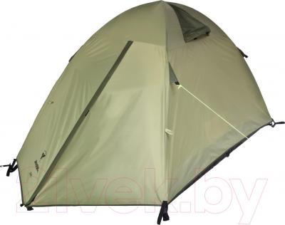 Палатка Nordway Dome 2-местная - с закрытым входом