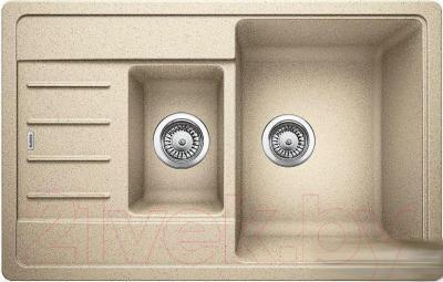 Мойка кухонная Blanco Legra 6S Compact (520865)