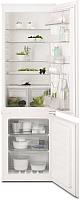 Холодильник с морозильником Electrolux ENN92841AW -