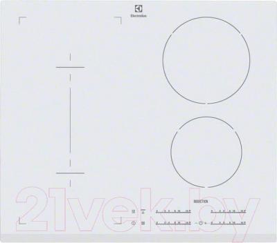 Индукционная варочная панель Electrolux EHI96540FW - общий вид
