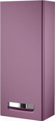 Шкаф-полупенал для ванной Roca The Gap ZRU9302744 (фиолетовый)