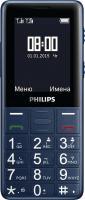 Мобильный телефон Philips Xenium E311 (темно-синий) -