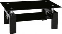 Журнальный столик Signal Lisa II (черный лак) -