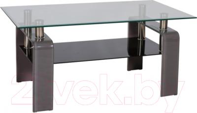 Журнальный столик Signal Stella (серый)