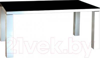 Обеденный стол Signal Dionizos A 90x160 (белый)