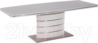 Обеденный стол Signal Fano (белый)