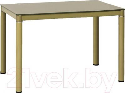 Обеденный стол Signal Galant 110x70 (темно-бежевый)