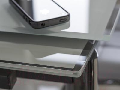 Обеденный стол Signal GD020 80x120 (белый)