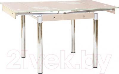 Обеденный стол Signal GD082 (кремовый)