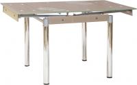 Обеденный стол Signal GD082 (темно-бежевый) -