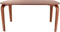 Обеденный стол Signal Mezzo (темный орех) -