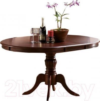 Обеденный стол Signal Olivia (темный орех)