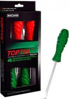 Набор однотипного инструмента Toptul GAAE0404 -