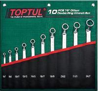 Набор однотипного инструмента Toptul GRAI1001 -