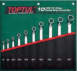 Набор однотипного инструмента Toptul GRAI1001 - общий вид