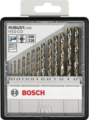 Набор сверл Bosch 2.607.019.926 - общий вид