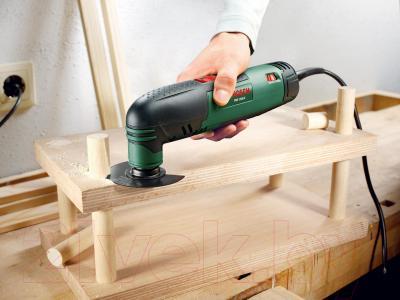 Многофункциональный инструмент Bosch PMF 1800 (0.603.100.522) - в работе