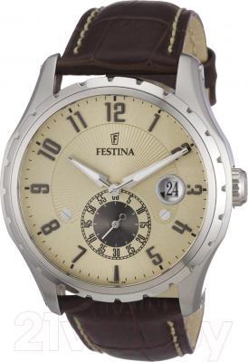Часы мужские наручные Festina F16486/2 - общий вид