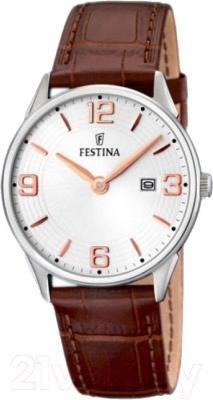 Часы мужские наручные Festina F16518/5 - общий вид